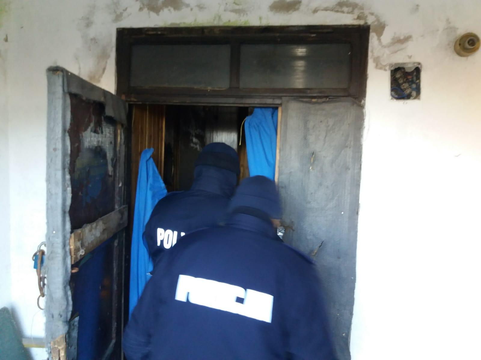 Kontrola miejsca przebywania osób narażonych na wychłodzenie Kontrola miejsca przebywania osób narażonych na wychłodzenie