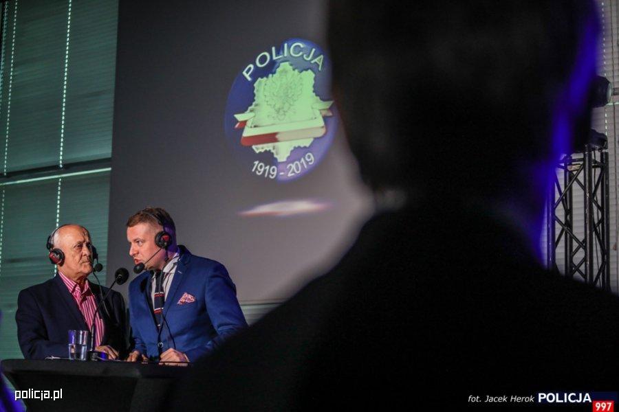 Andrzej Strejlau i Michał Zawadzki Andrzej Strejlau i Michał Zawadzki