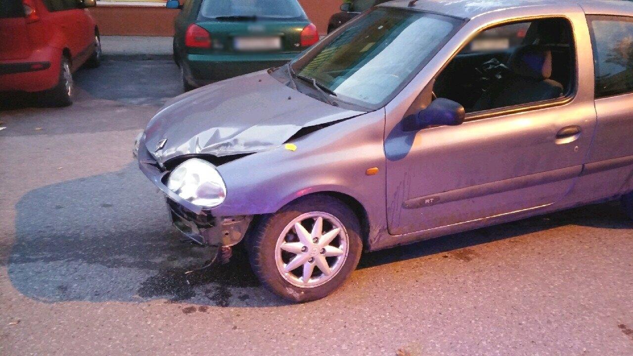 Auto zatrzymane w Olsztynie #3